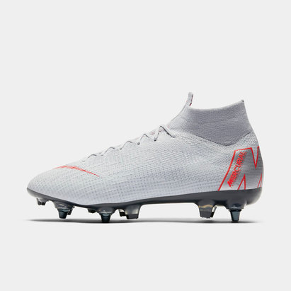 Nike Mercurial Soft Ground Football Boots Mens