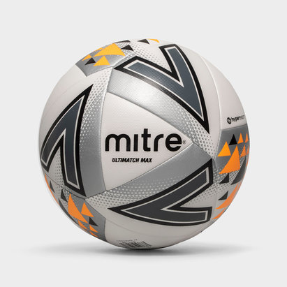 Mitre Ultimatch Max Hyperseam Football