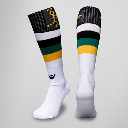 Macron Northampton Saints 2016/17 Kids Alternate Rugby Socks