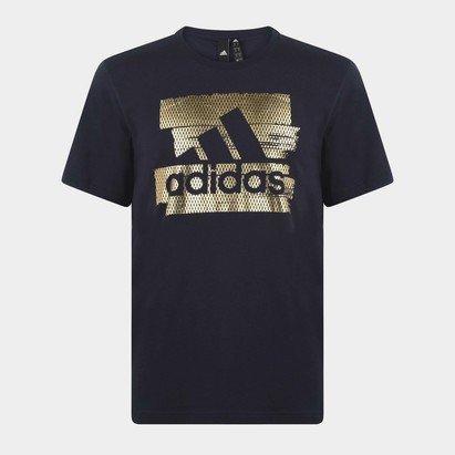 adidas Badge Of Sport Foil Leisure T-Shirt