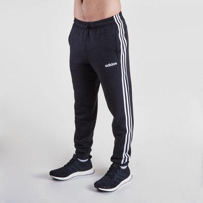 adidas Essential 3 Stripe Cuffed Training Pants