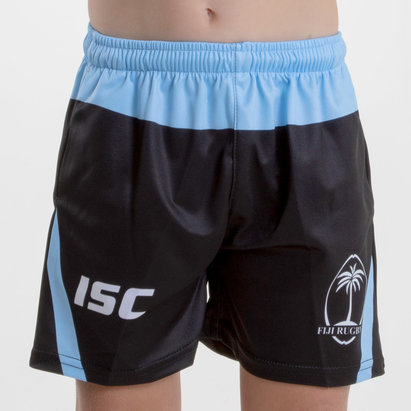 ISC Fiji 18/19 Kids Rugby Training Shorts