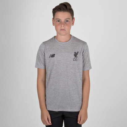 New Balance Liverpool FC 18/19 Kids Football Training T-Shirt