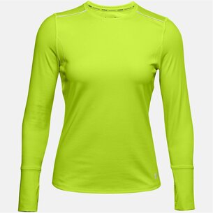 Under Armour Empower Long Sleeve Crew T Shirt Ladies