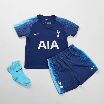 Nike Tottenham Hotspur 18/19 Away Infant Football Kit