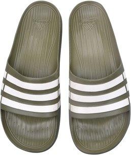 5189c2b9443176 adidas Duramo Slide Shower Sandals