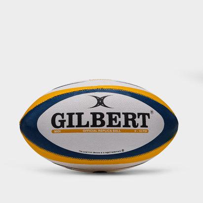 Gilbert Worcester Warriors Mini Replica Rugby Ball