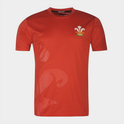 Rugby World Cup 2019 Poly T Shirt Mens