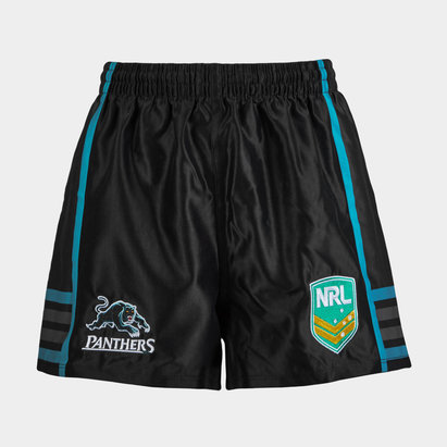 Penrith Panthers NRL Youth Supporters Rugby Shorts