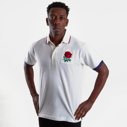 VX-3 England 2019/20 Vintage Rugby Polo Shirt