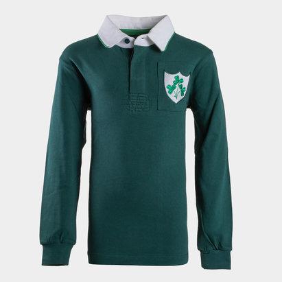VX-3 Ireland 2019/20 Kids Vintage Rugby Shirt