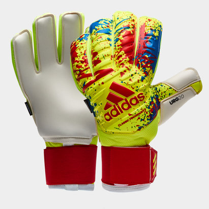 adidas Classic Pro Finger Save Goalkeeper Gloves