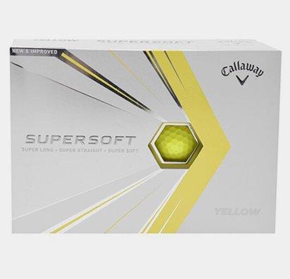 Callaway Super Soft 12 Golf Ball Pack
