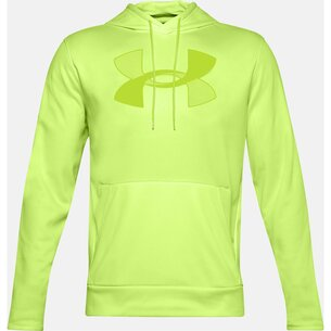 Under Armour Armour Fleece Logo Hoodie Mens