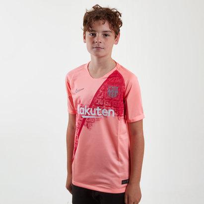 Nike FC Barcelona 18/19 3rd Kids S/S Stadium Replica Football Shirt