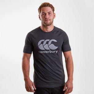 Canterbury Core Vapodri Poly Logo T-Shirt