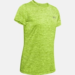 Under Armour Tech Workout T Shirt Ladies
