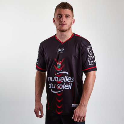 Hungaria Toulon 2018/19 Home S/S Replica Rugby Shirt