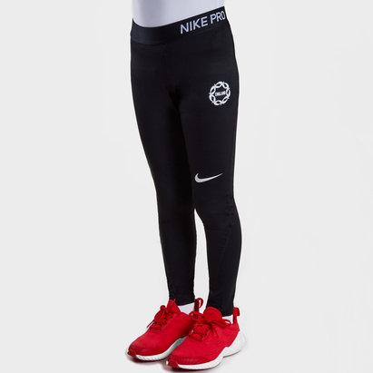 Nike England 2019 Kids Netball Pro Leggings
