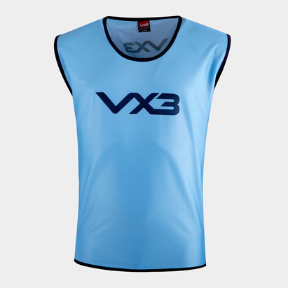 VX-3 Hi Viz Mesh Training Bibs Mens