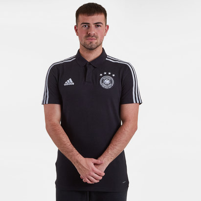 adidas Germany 2019 Players Football Polo Shirt