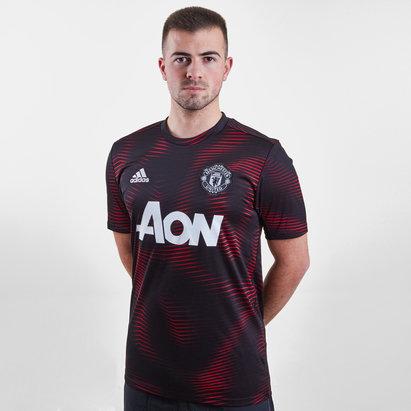 adidas Manchester United 2019 Presentation S/S Football Shirt