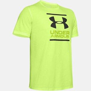 Under Armour GL Foundation T Shirt Mens
