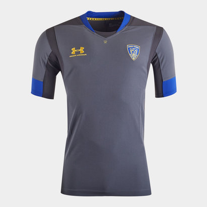 Under Armour Clermont Auvergne 2019/20 Players Training Shirt