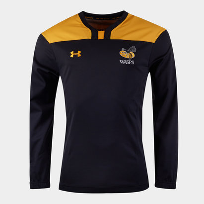 Under Armour Wasps 2019/20 Players Training Rugby Contact Jacket