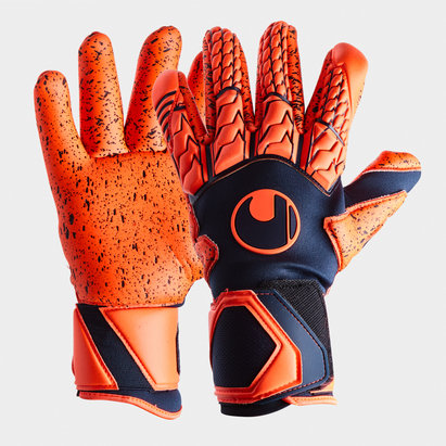 Uhlsport Next Level Supergrip Finger Surround Goalkeeper Gloves
