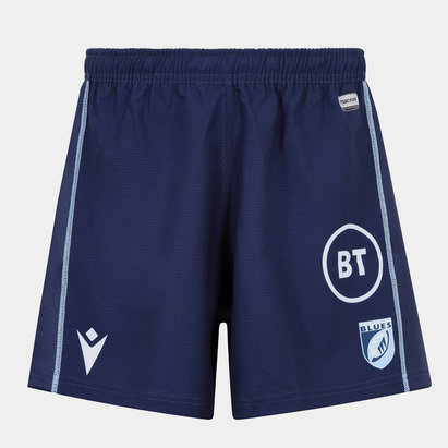 Macron Cardiff Blues 2019/20 Home Rugby Shorts
