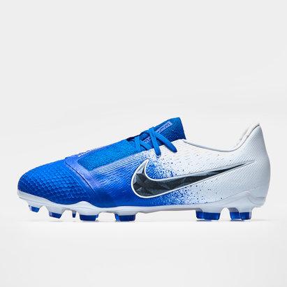 Nike Phantom Firm Ground Football Boots Juniors