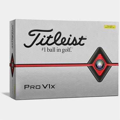 Titleist Pro V1X 12 Pack