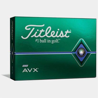 Titleist AVX 12 Pack of Golf Balls