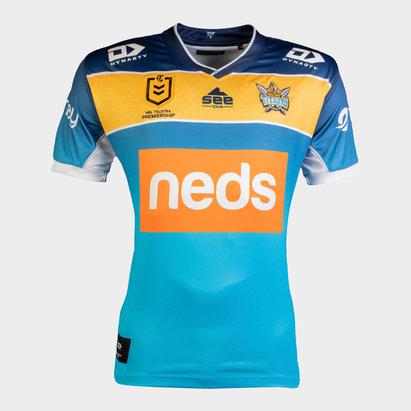 Dynasty Sport Sport Gold Coast Titans Home Jersey Mens