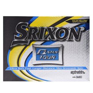 Srixon Q Star 12 Pack of Golf Balls