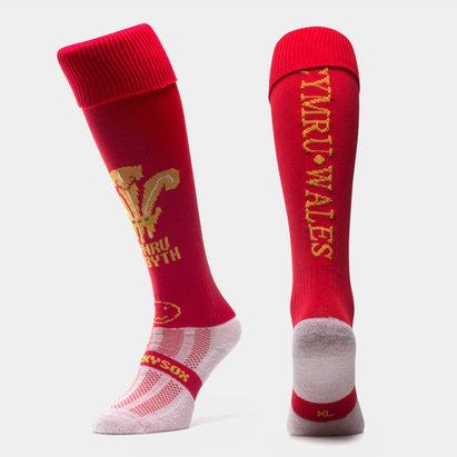 Wacky Sox Wackysox Classic Wales Socks