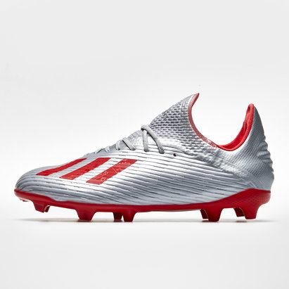 adidas X 19.1 Junior FG Football Boots