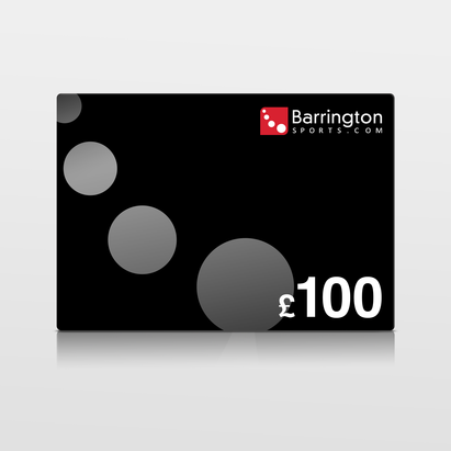 Barrington Sports Barringtons £100 Virtual Gift Voucher