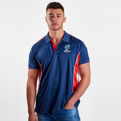 RWC 2019 Panel Polo Shirt