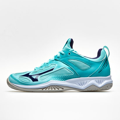 Mizuno Ghost Shadow Ladies Netball Shoes