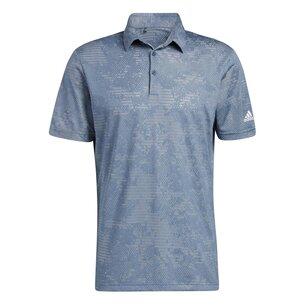 adidas Camo Polo Shirt Mens