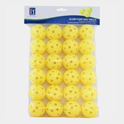 PGA Tour Air Flow Practice Golf Balls