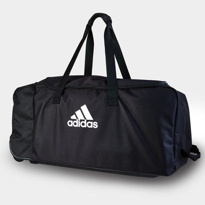 adidas Tiro Wheeled Duffel Bag