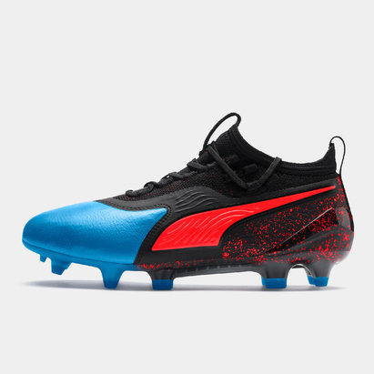Puma One 19.1 FG/AG Kids Football Boots