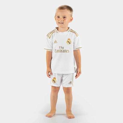 adidas Real Madrid Home Mini Kit 2019 2020