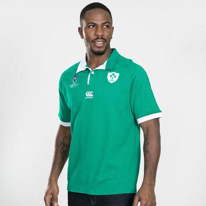 Canterbury Ireland IRFU RWC 2019 Home Classic S/S Shirt