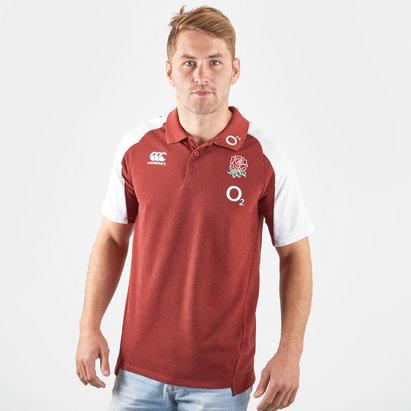 Canterbury England 2019/20 Polo Shirt Mens