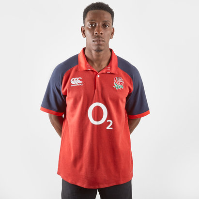 Canterbury England 2019/20 Alternate Classic S/S Shirt