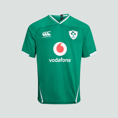 Canterbury Ireland Home Pro Shirt 2019 2020 Junior